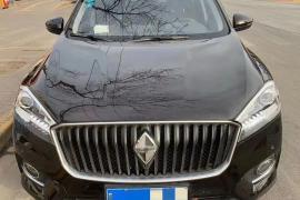 宝沃BX7 2018款 宝沃BX7 2.0T TS 四驱豪华型 国V抵押车