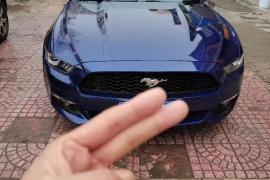 福特 野马(进口)[Mustang] 2016款 野马(进口) 2.3T 运动版抵押车
