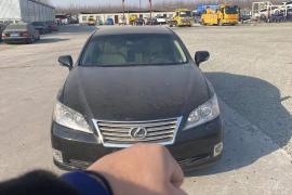 雷克萨斯ES(进口) 2012款 雷克萨斯ES(进口) 240 特别限量版 抵押车