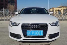 奥迪A5(进口) 2016款 奥迪A5(进口) Sportback 45 TFSI抵押车