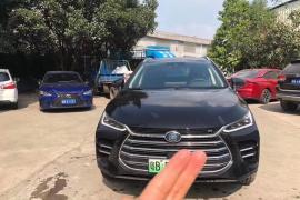 比亚迪 唐新能源 2019款 唐新能源 DM 2.0T 全时四驱智联创享型  抵押车