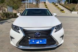 雷克萨斯ES(进口) 2018款 雷克萨斯ES(进口) 300h 尊享版 国V 抵押车