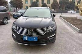 林肯MKC(进口) 2018款 林肯MKC(进口) 2.0T 两驱尊享版 抵押车