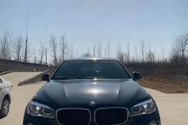 宝马X6(进口) 2019款 宝马X6(进口) xDrive35i M运动套装抵押车