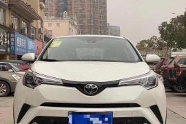 丰田C-HR 2020款 丰田C-HR 2.0L 精英版 抵押车