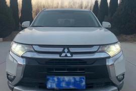 三菱 欧蓝德 2016款 欧蓝德 2.4L 四驱 精英版 5座抵押车