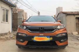 本田XR-V 2017款 本田XR-V 1.8L VTi CVT豪华版 抵押车