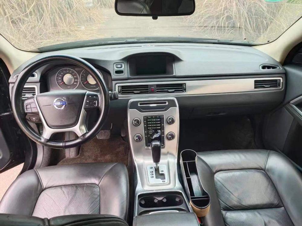 沃尔沃S80L 2014款 沃尔沃S80L 2.0 T5 智逸版