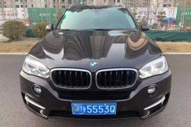 宝马X5(进口) 2014款 宝马X5(进口) 3.0T 四驱 汽油版 5座 中东版抵押车
