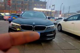 宝马5系 2017款 宝马5系 528Li 豪华设计套装 抵押车