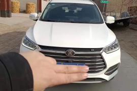 比亚迪 宋 2019款 宋 1.5TI 手动智联越尚型 抵押车