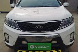 起亚 索兰托(进口) 2015款 索兰托(进口)L 2.4L 汽油4WD旗舰版 5座 抵押车
