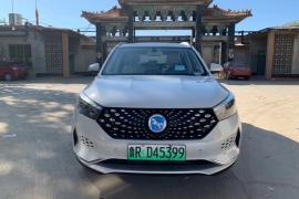 汉腾X5新能源 2019款 汉腾X5新能源 豪华版 抵押车