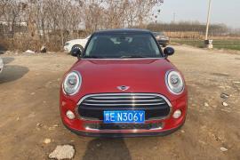 MINI(进口) 2015款 MINI(进口) 1.5T COOPER Fun 五门版抵押车