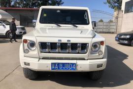 北京汽车 北京80 2016款 北京80 2.3T 自动尊贵版抵押车