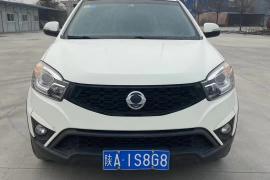 双龙 柯兰多(进口) 2016款 柯兰多(进口) 2.0T 柴油四驱自动豪华版抵押车