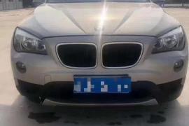 宝马X1 2013款 宝马X1 sDrive20i 运动设计套装抵押车