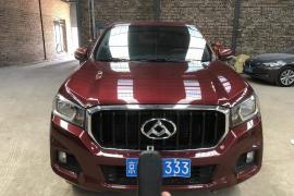 大通 上汽MAXUS T60 2019款 上汽MAXUS T60 2.0T汽油自动两驱高底盘豪华型小抵押车