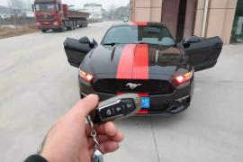 福特 野马(进口)[Mustang] 2016款 野马(进口) 2.3T 性能版抵押车