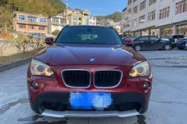 宝马X1(进口) 2012款 宝马X1(进口) sDrive18i豪华型抵押车