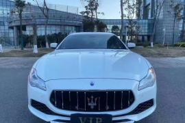 玛莎拉蒂总裁(进口) 2015款 玛莎拉蒂总裁(进口) 3.0T 标准型抵押车
