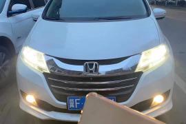 本田 奥德赛 2017款 奥德赛 2.4L 智酷版抵押车