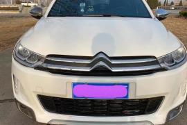 雪铁龙C3-XR 2017款 雪铁龙C3-XR 1.6L 自动时尚型抵押车