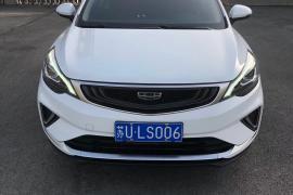 吉利帝豪 帝豪GS 2019款 帝豪GS 1.4T CVT动抵押车