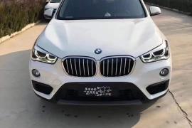 宝马X1 2019款 宝马X1 xDrive20Li 豪华型抵押车