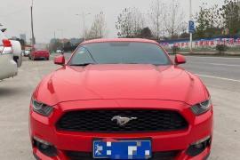 福特 野马(进口)[Mustang] 2018款 野马(进口) 2.3T 自动 硬顶 P版 墨版抵押车