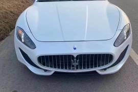 玛莎拉蒂GT(进口)[GranTurismo] 2012款 玛莎拉蒂GT(进口) 4.2L 标准型抵押车