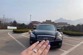 英菲尼迪M(进口) 2011款 英菲尼迪M(进口)37 3.7L 自动抵押车
