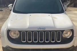 Jeep 自由侠 2017款 自由侠 180T 自动劲能版抵押车