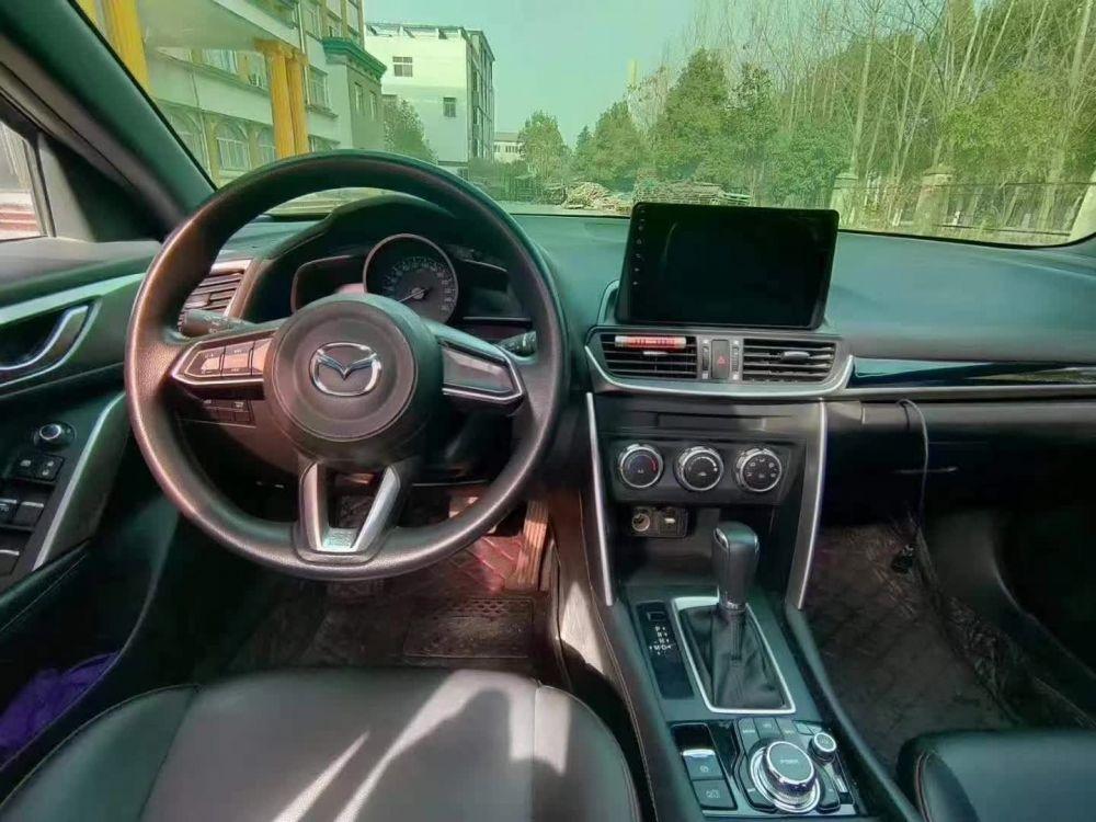 马自达CX-4 2018款 马自达CX-4 2.0L 自动两驱智领科技版 国VI