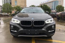 宝马X6(进口) 2018款 宝马X6(进口) xDrive35i 尊享型抵押车