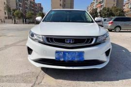 吉利帝豪 帝豪GL 2019款 帝豪GL 1.4T 手动精英智享型 国VI抵押车
