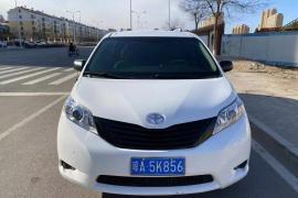丰田 Sienna(进口)[塞纳] 2015款 Sienna(进口) 3.5L 两驱 LE抵押车