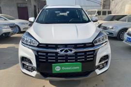 奇瑞 瑞虎8 2019款 瑞虎8 1.6TGDI 自动旗舰型 5座抵押车