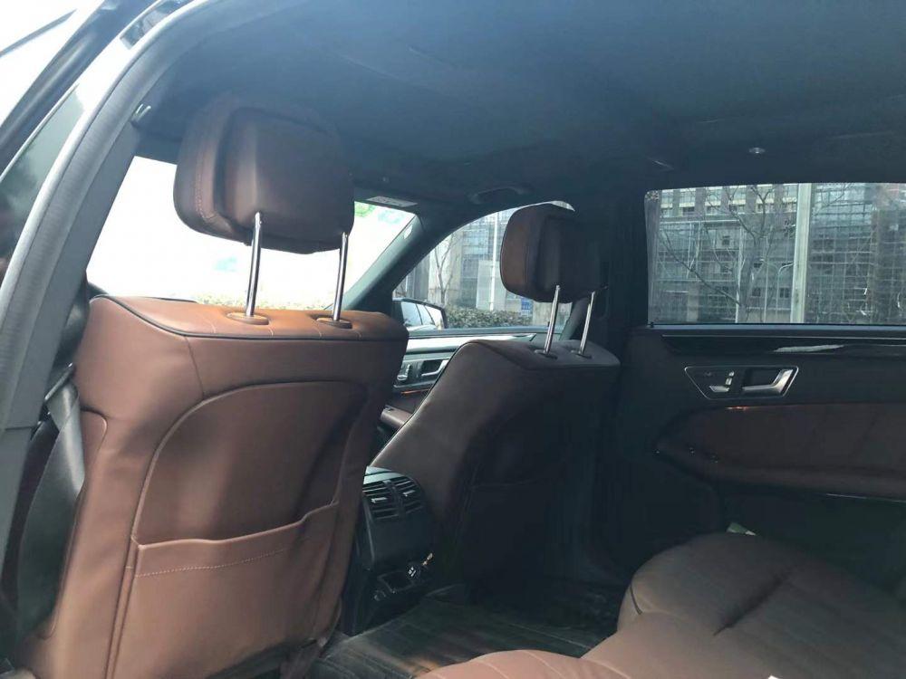 准15年15款2.0T奔驰E260L豪华型