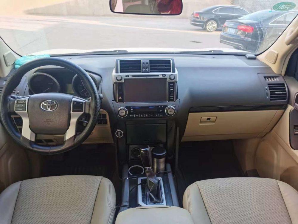 丰田 普拉多 2015款 普拉多 2.7L 自动豪华版