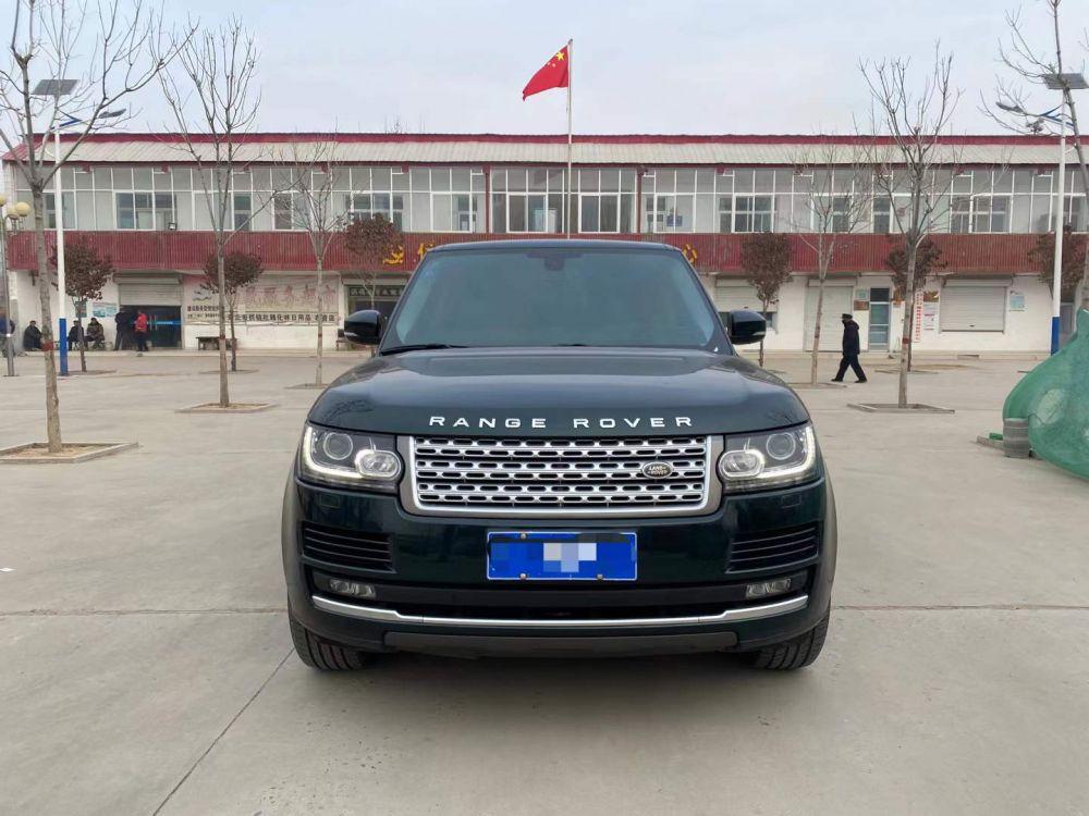 路虎 揽胜(进口) 2015款 揽胜(进口) 3.0T V6 HSE 汽油 欧规行政型