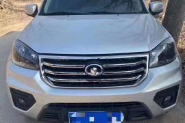长城 风骏5 2018款 风骏5 2.0T 欧洲版 进取型 柴油 150马力 四驱 大双排皮卡抵押车