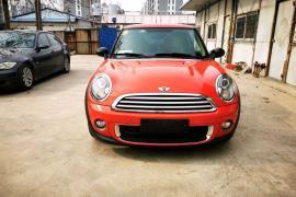 MINI(进口) 2013款 MINI(进口) 1.6L ONE 限量版第一款抵押车