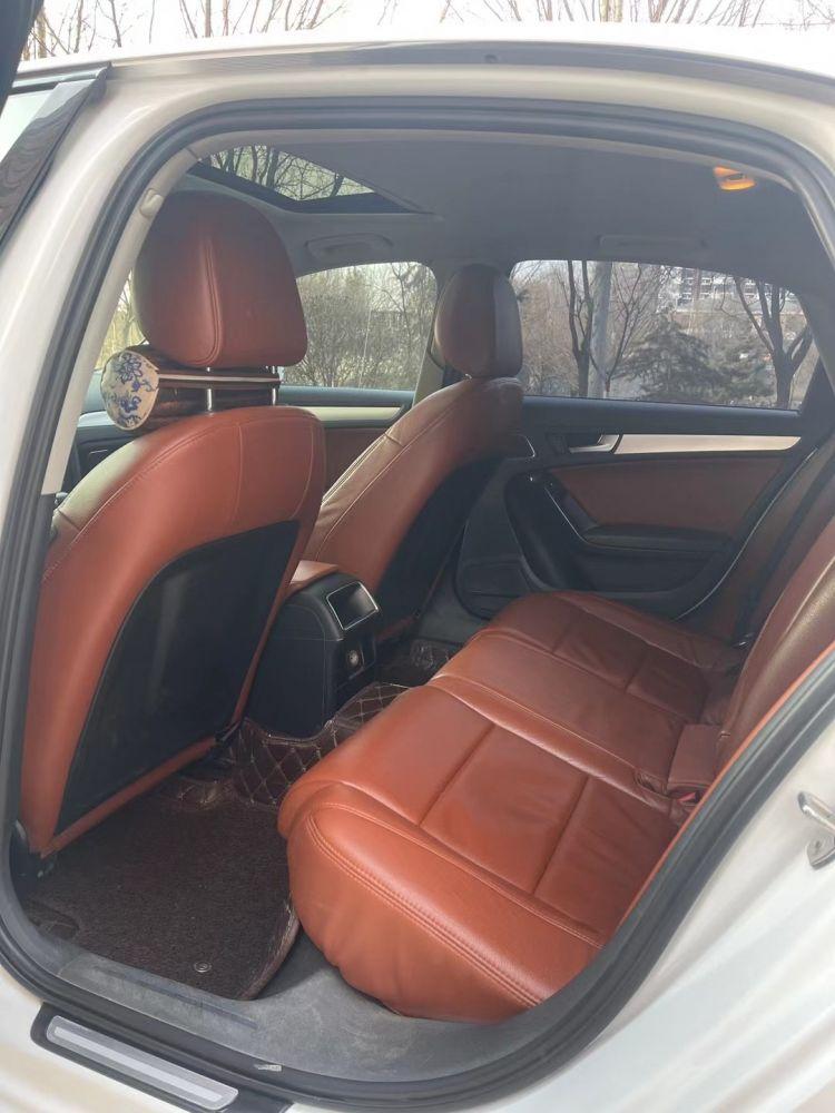 奥迪奥迪 奥迪A4L 2013款 奥迪A4L 35 TFSI 自动 舒适型