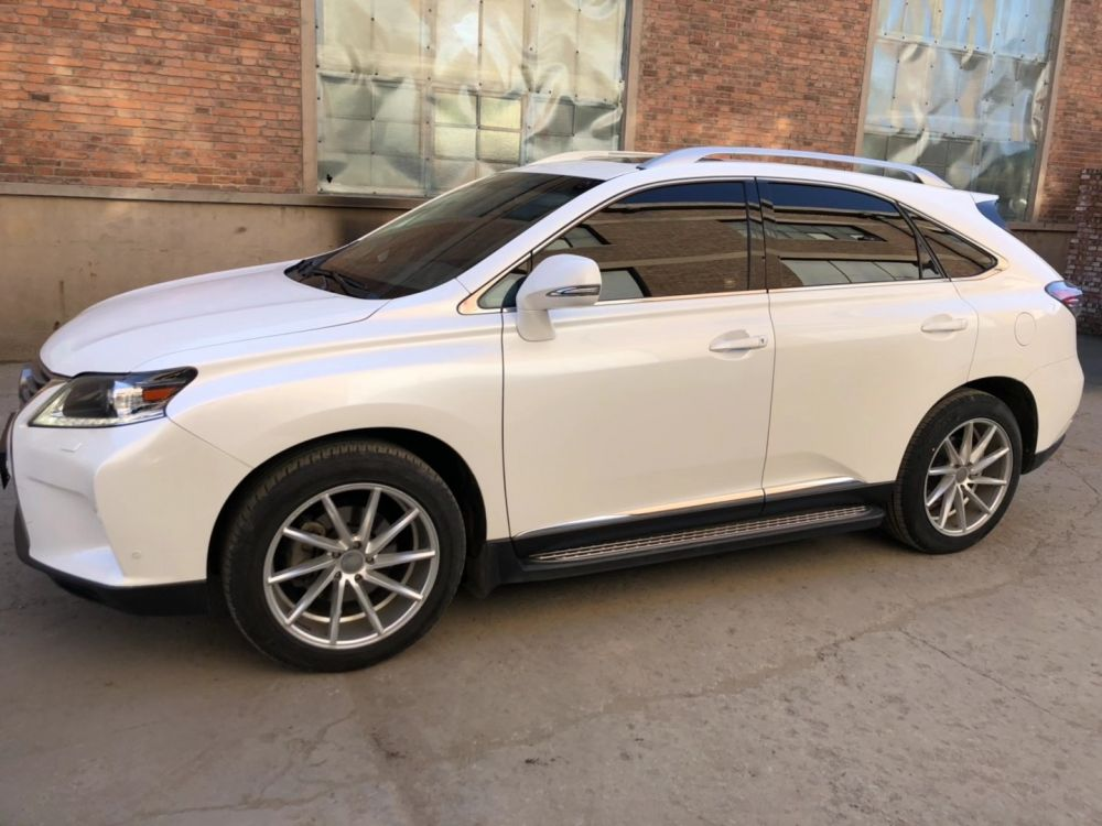 雷克萨斯雷克萨斯 雷克萨斯RX(进口) 2013款 雷克萨斯RX(进口) 270 典雅版