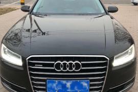 奥迪奥迪 奥迪A8L(进口) 2017款 奥迪A8L(进口) 50 TFSI quattro豪华型抵押车