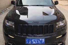 吉普Jeep 大切诺基(进口) 2013款 大切诺基(进口) 6.4L SRT8 炫黑版抵押车