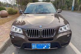 宝马X3(进口) 2014款 宝马X3(进口) xDrive20i 领先型抵押车