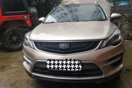 吉利帝豪 帝豪GS 2018款 帝豪GS 运动版 1.8L 自动领尚型抵押车