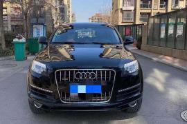 奥迪Q7(进口) 2012款 奥迪Q7(进口) 3.0 TDI quattro 专享型抵押车